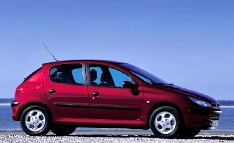 Peugeot 206 HDI nieuwtjes