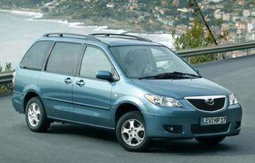 Mazda MPV Active en prijzen bekend