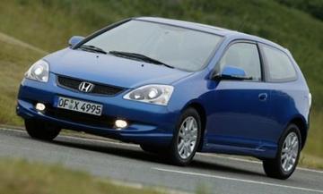 Honda Civic onder handen genomen