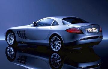 Mercedes SLR deel 3