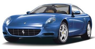 Dit is de Ferrari 612 Scaglietti