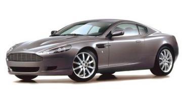 Geweldenaar: Aston Martin DB9