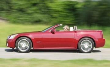 Cadillac op de goede weg met de XLR