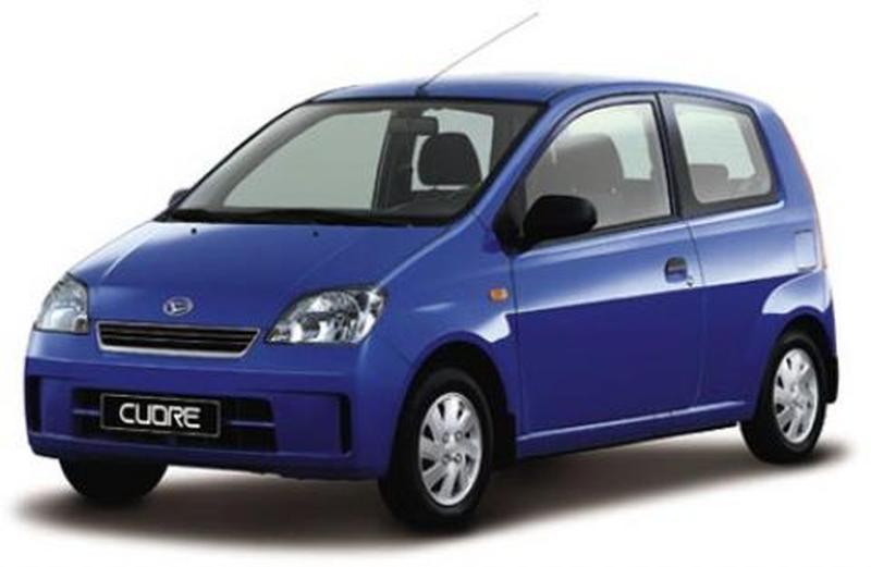 Nieuwe Cuore van Daihatsu