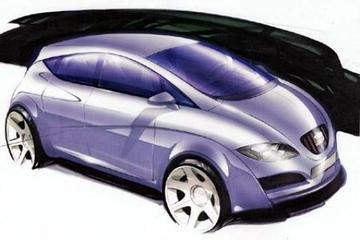 Seat Multi Sport Vehicle