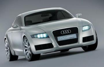 Coupé-concept van Audi
