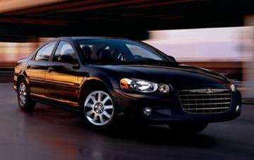 Facelift Chrysler Sebring