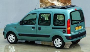 Facelift voor Renault Kangoo