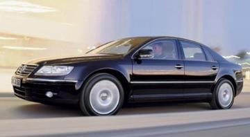 V10-Diesel voor VW Phaeton