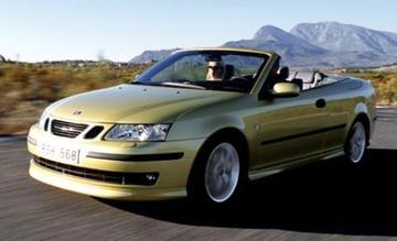 Saab 9-3 Cabriolet onthuld