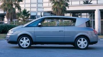 Adieu Renault Avantime