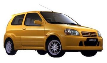 Sportversie Suzuki Ignis