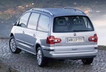 Kleine update voor VW Sharan