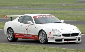 Maserati gaat racen