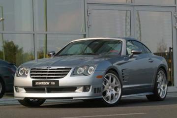 Chrysler Crossfire met 426 pk