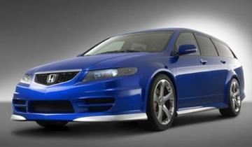 Sportdiesel studie van Honda Accord