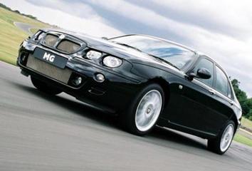 Britse muscle car: MG ZT 260 V8