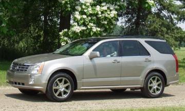 Gereden: Cadillac SRX crossover