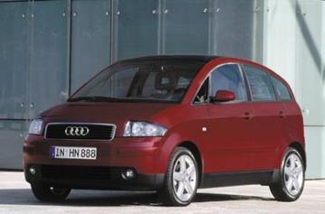 Facelift(je) voor Audi A2