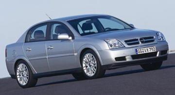 Opel Vectra fijngeslepen