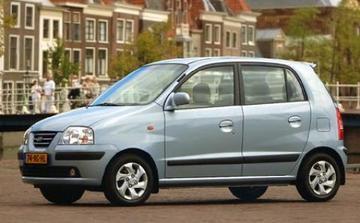 Nieuwe Hyundai Atos startklaar!