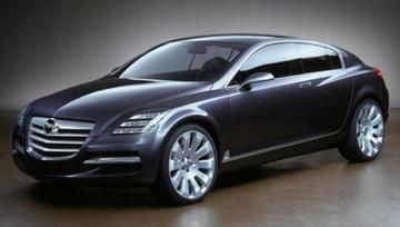 Opel Insignia ontwerpstudie
