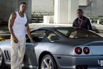Ferrari voor Bad Boys