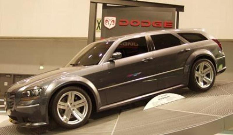 Dodge Magnum in L.A.