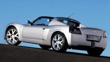 Turbokracht voor Opel Speedster