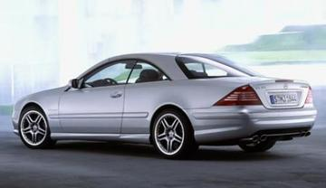 1000 Nm in Mercedes CL 65 AMG