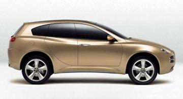 Crossover van Alfa Romeo