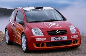 C2 Sport voorbode nieuwe Citroën