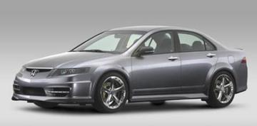 Sportconcept van Honda Accord