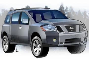 Nissan Pathfinder Armada