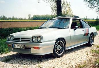 Opel gaat retro met de Manta