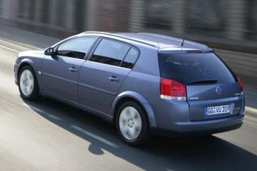 Gereden: Opel Signum