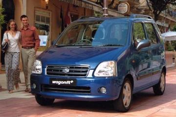 Suzuki Wagon R+ opgefrist