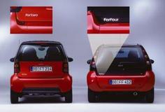 Nieuwe naam voor smart city-coupé