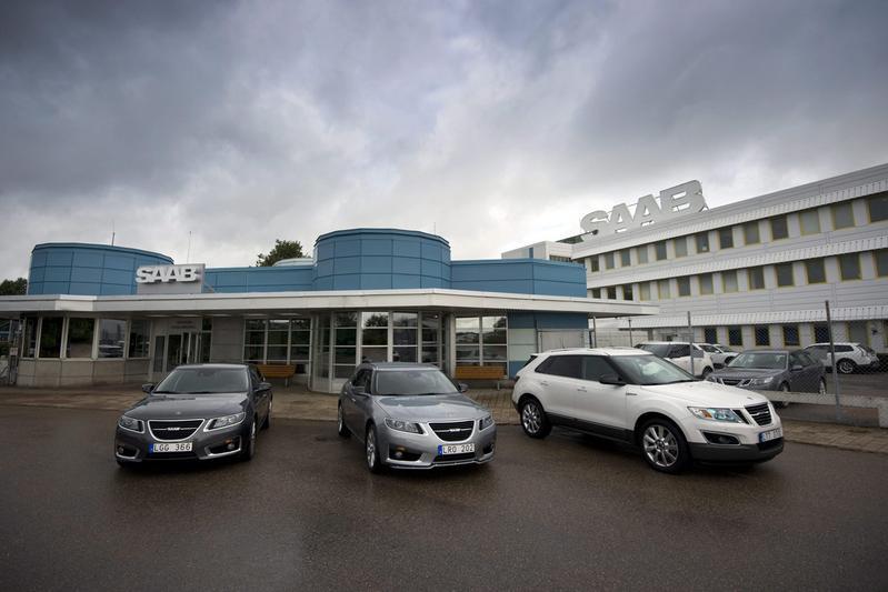 Vakbond vraagt faillissement aan voor Saab