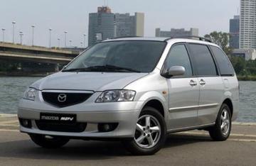 Zespersoons Mazda MPV Active