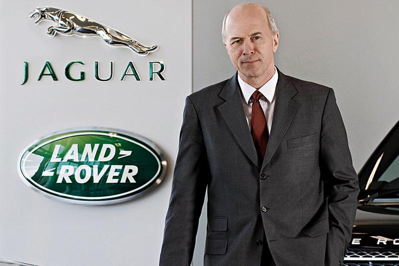Forster weg bij Jaguar Land Rover