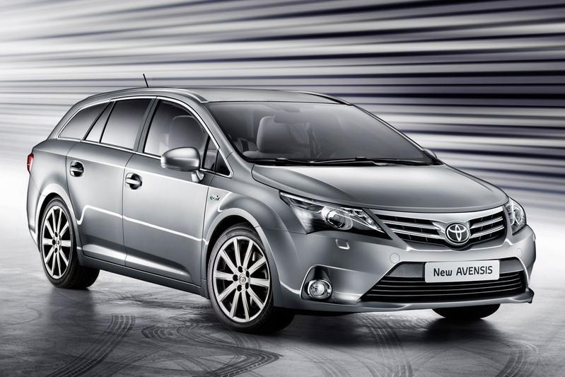 Nu compleet: de prijslijst van de Toyota Avensis