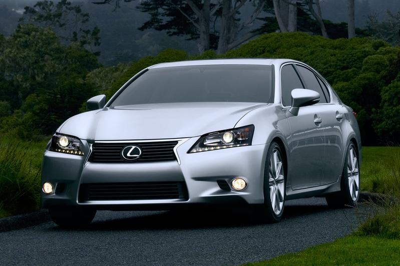 Lexus GS 450h President Line (2013)