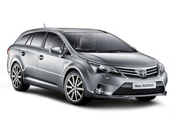 Toyota Avensis: nog net niet nieuw