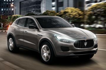 Drie nieuwe Maserati's in komende twee jaar