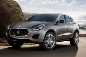 Verrassing! De Maserati Kubang