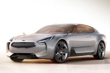 Kleine fabrikantjes worden groot: Kia GT Concept