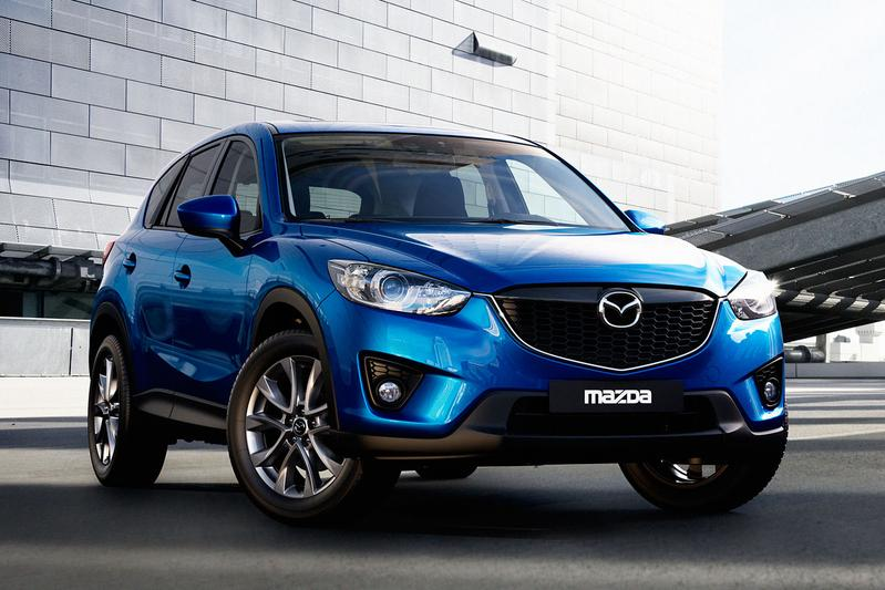 Mazda CX-5 SkyActiv-G 2.0 4WD TS+ Lease Pack (2012)