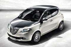 Lancia Ypsilon Diamond schittert in Frankfurt