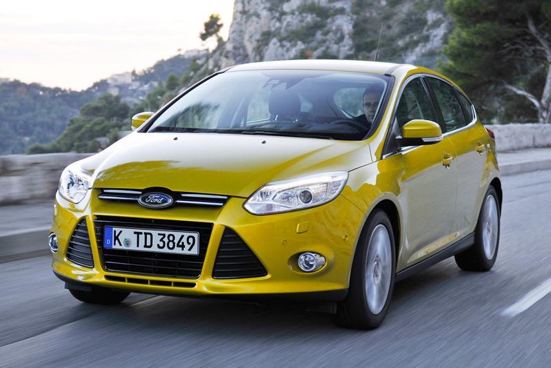 Ford Focus 1.0 EcoBoost: tot 120 pk!